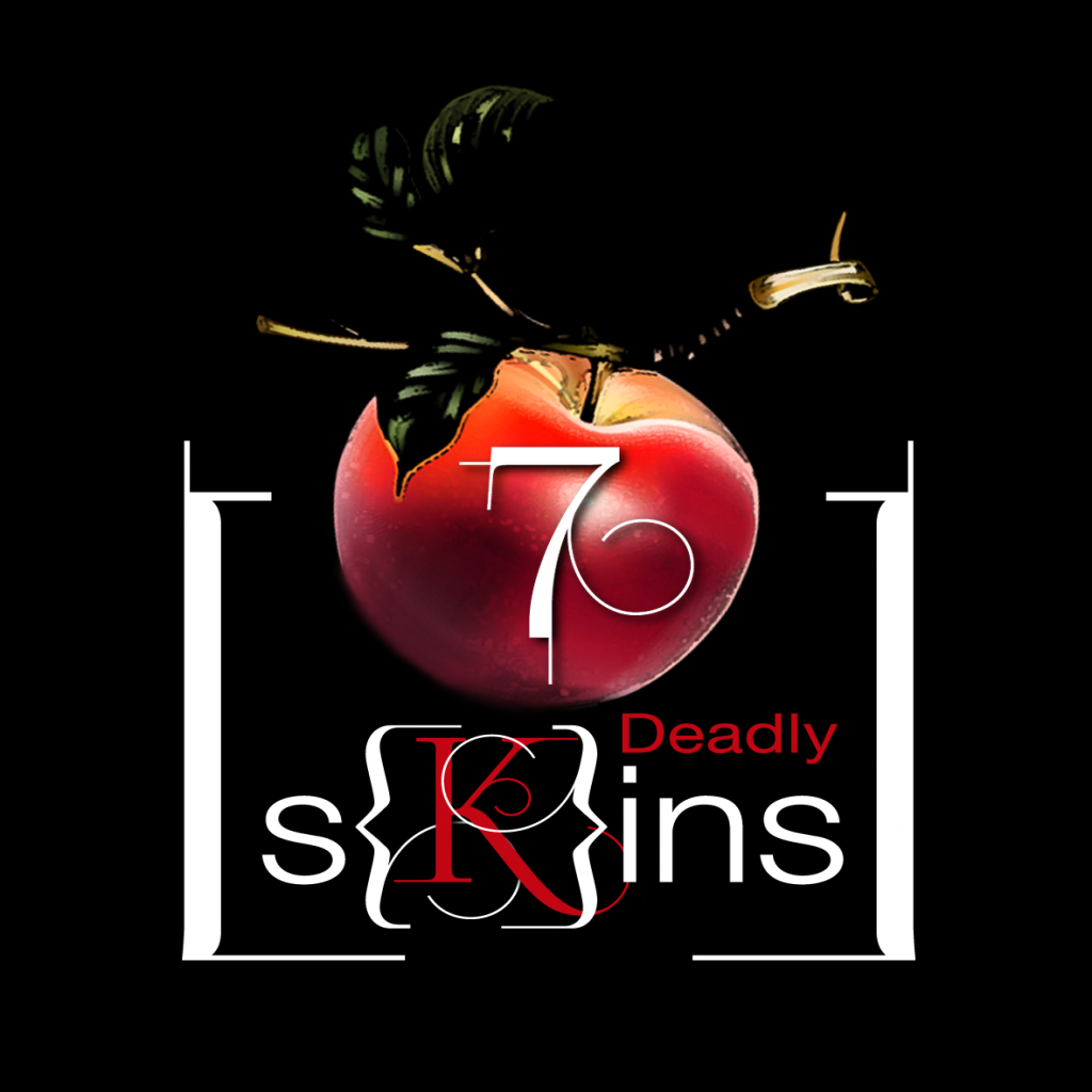 Official 7 Deadly s{K}ins Blogger