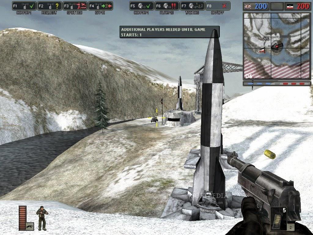 Battlefield 1942 Secret Weapons of worldwar 2