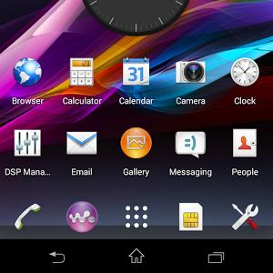 CM11 CM10 Sony XPERIA Z theme APK v2.2.7 Download
