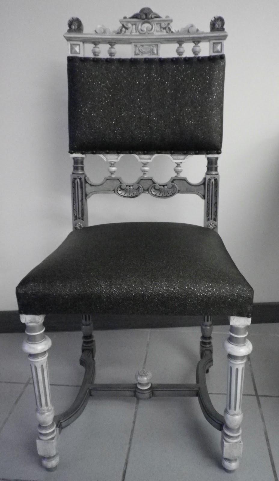 pat 39 in une nouvelle vie pour vos meubles et objets chaise henri ii. Black Bedroom Furniture Sets. Home Design Ideas