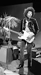 Jimi Hendrix -Seattle, Estados Unidos, 27 de noviembre de 1942 – Londres, 1970