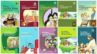 Edisi Revisi Terbaru Buku Pendidikan Agama dan Budi Pekerti SD, SMP, dan SMA