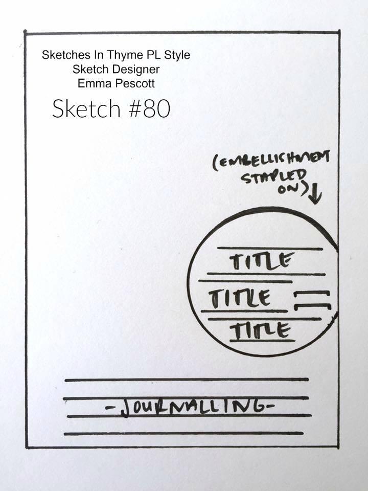 Sketch #80 July 22-28