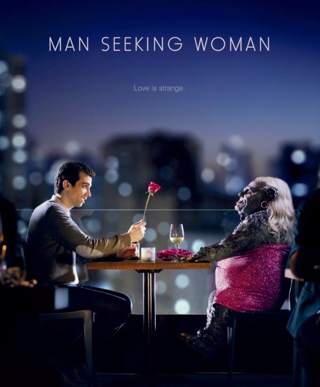 man seeking woman 1 episode