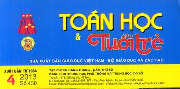 toan hoc tuoi tre so 430 thang 4 nam 2013 download