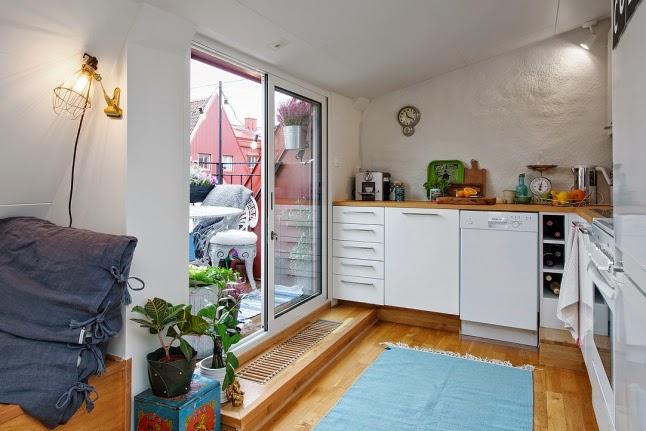 La buhardilla   decoración, diseño y muebles: una pequeña ...
