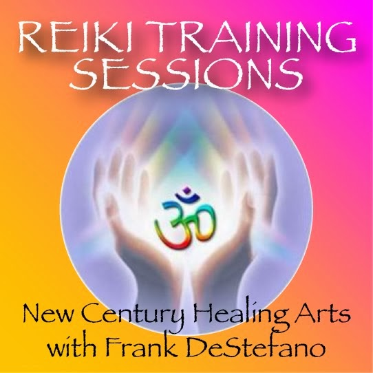 REIKI TRAINING SESSIONS