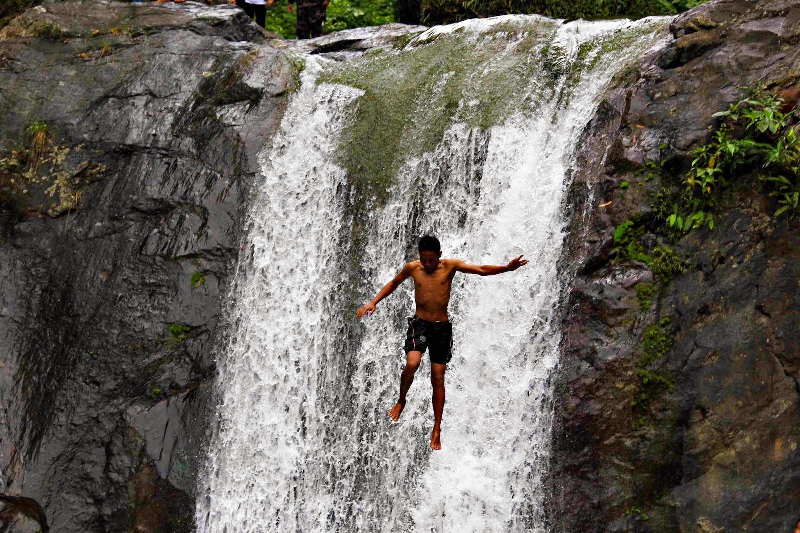 Tagnote Falls, Agusan del Norte