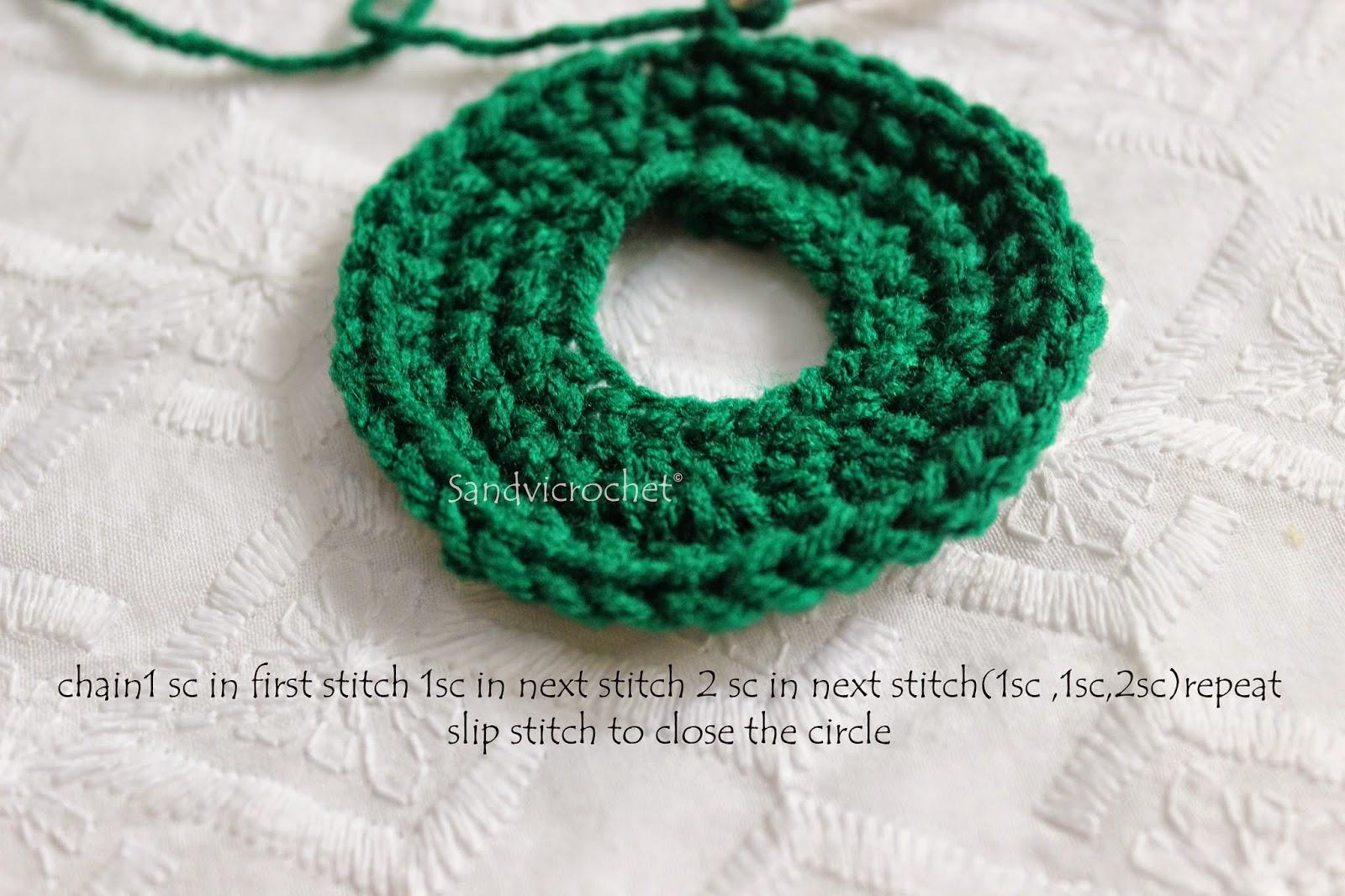 Crochet Keychain : sandvicrochet: free pattern crochet frock keychain