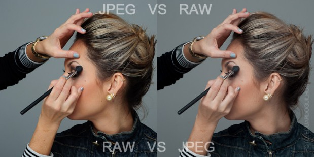 how to change raw photos to jpeg