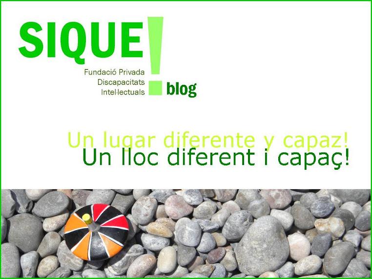 El Blog de la Fundació SIQUE!