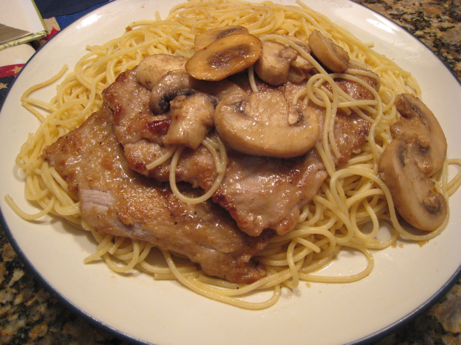 how to cook veal scaloppini