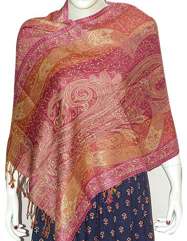 Indian Fashions & Styles: Scarf Fashions Accessory Wrap Styles