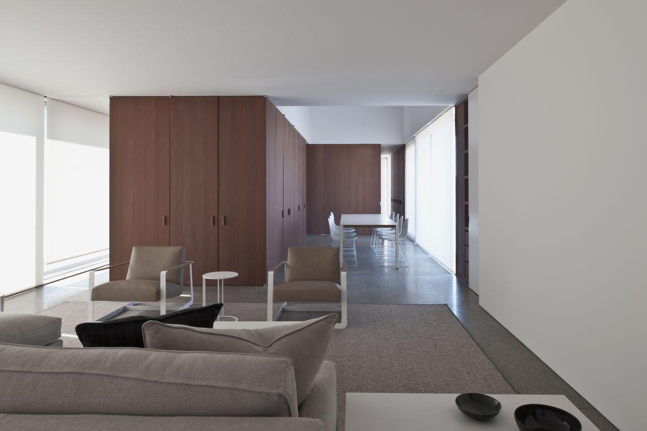 A f a s i a vincent van duysen for Architect interieur