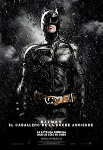 Poster de The Dark Knight Rises