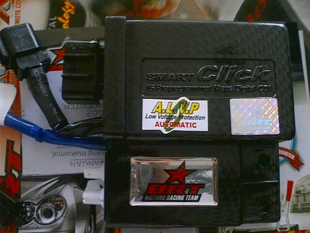 jaran goyang: Harga Motorcycle CDI BRT Dual Band Click for