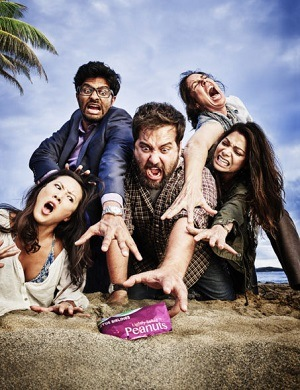 Wrecked - 2ª Temporada Legendada Séries Torrent Download completo