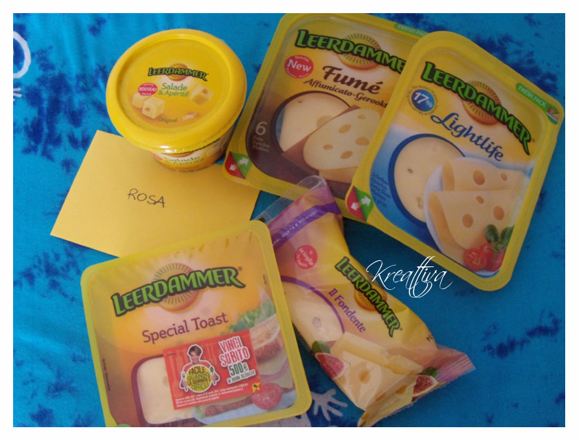 nuovi prodotti nella dispensa: leerdammer e zafferano san gavino