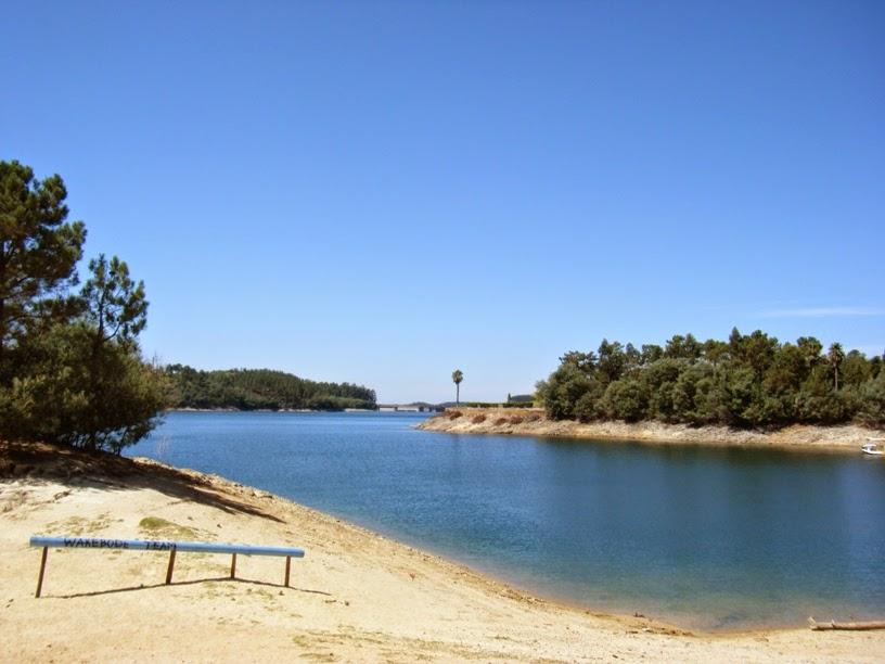 Praia Fluvial de Alverangel
