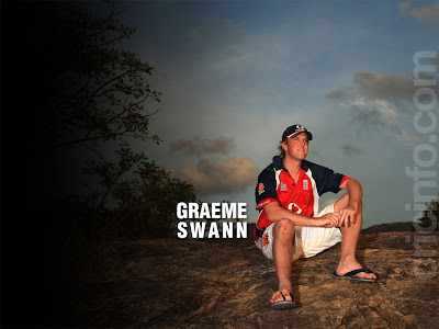 prince of pk greame swan very best bowler