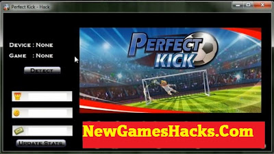 Perfect Kick Hack