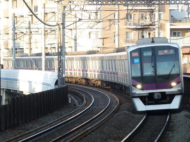 東京メトロ半蔵門線 田園都市線 準急 押上行き2 08系