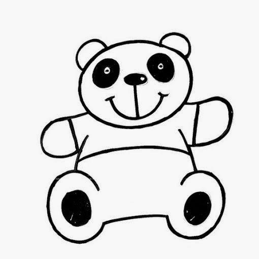 Maestra de Infantil: Dibujos grandes para colorear por niños de 3 años