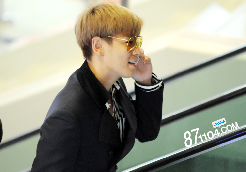 T.O.P's iCONS Top+airport+2