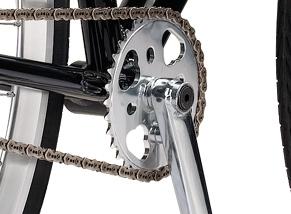 Desain Sepeda Fixie Inggris