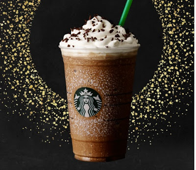 Starbucks Merry Monday Half Price Frappuccino Blended Beverages