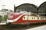 TEE - marcou história na Alemanha este trem é considerado a Pai do ICE um dos mais rapidos trens