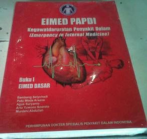 Buku EIMED PAPDI Kegawatdaruratan Penyakit Dalam