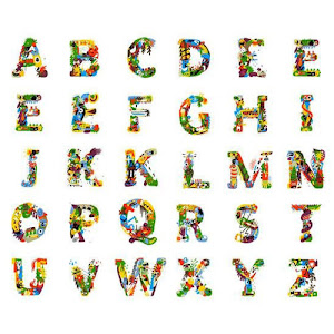 THE ALPHABET ANIMAL