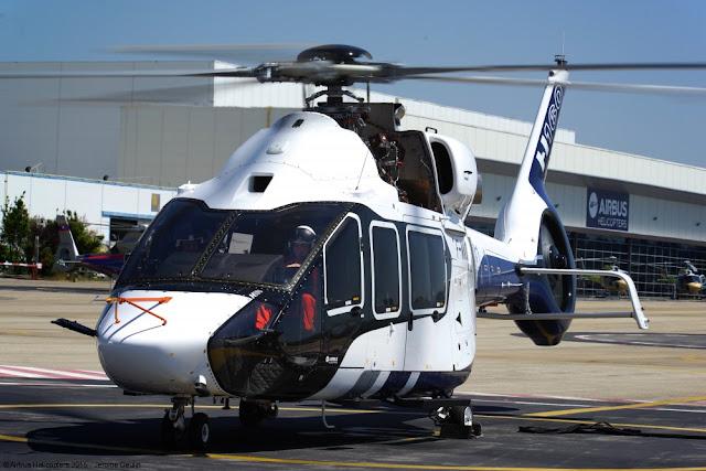 Airbus Helicoprers H160 prototype