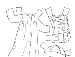 Baby Lalaloopsy Coloring Pages