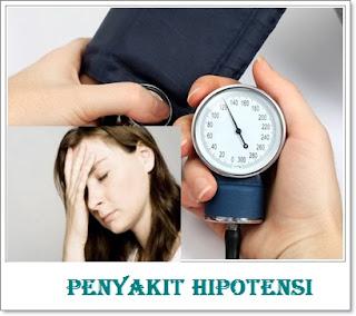 Darah Rendah Atau Hipotensi