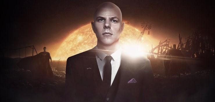 Lex Luthor não será calvo em Batman v Superman: Dawn of Justice