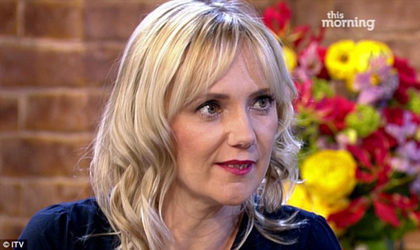 Samantha Brick on ITV