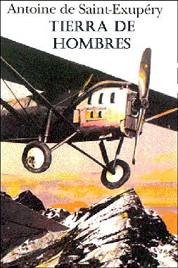 Portada del libro tierra de hombres para descargar en epub y pdf gratis