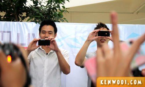 wongfu in malaysia camera