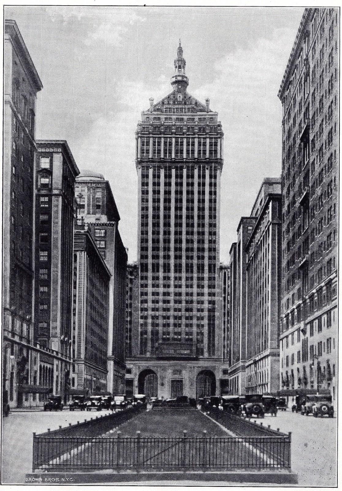 Historia de los rascacielos de nueva york manhattan en for B b new york centro