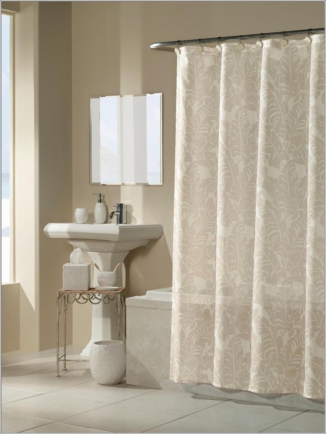 rideaux de douche l gants pour votre salle de bain d cor de maison d coration chambre. Black Bedroom Furniture Sets. Home Design Ideas