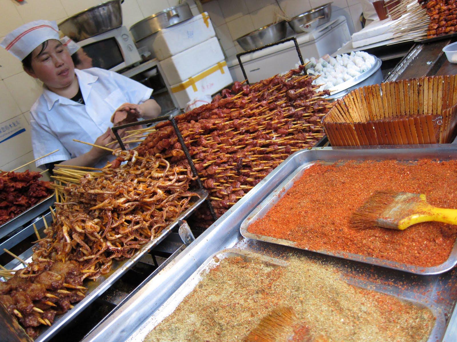 William Wongso Kuliner Szechuan Sambal Andaliman Sichuan Peppercorns Sate Ini Bisa Dioles Dengan Bubuk Pepper