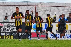 Segundona: Ypiranga faz 3 a 1 no Jequié e conquista primeira vitória