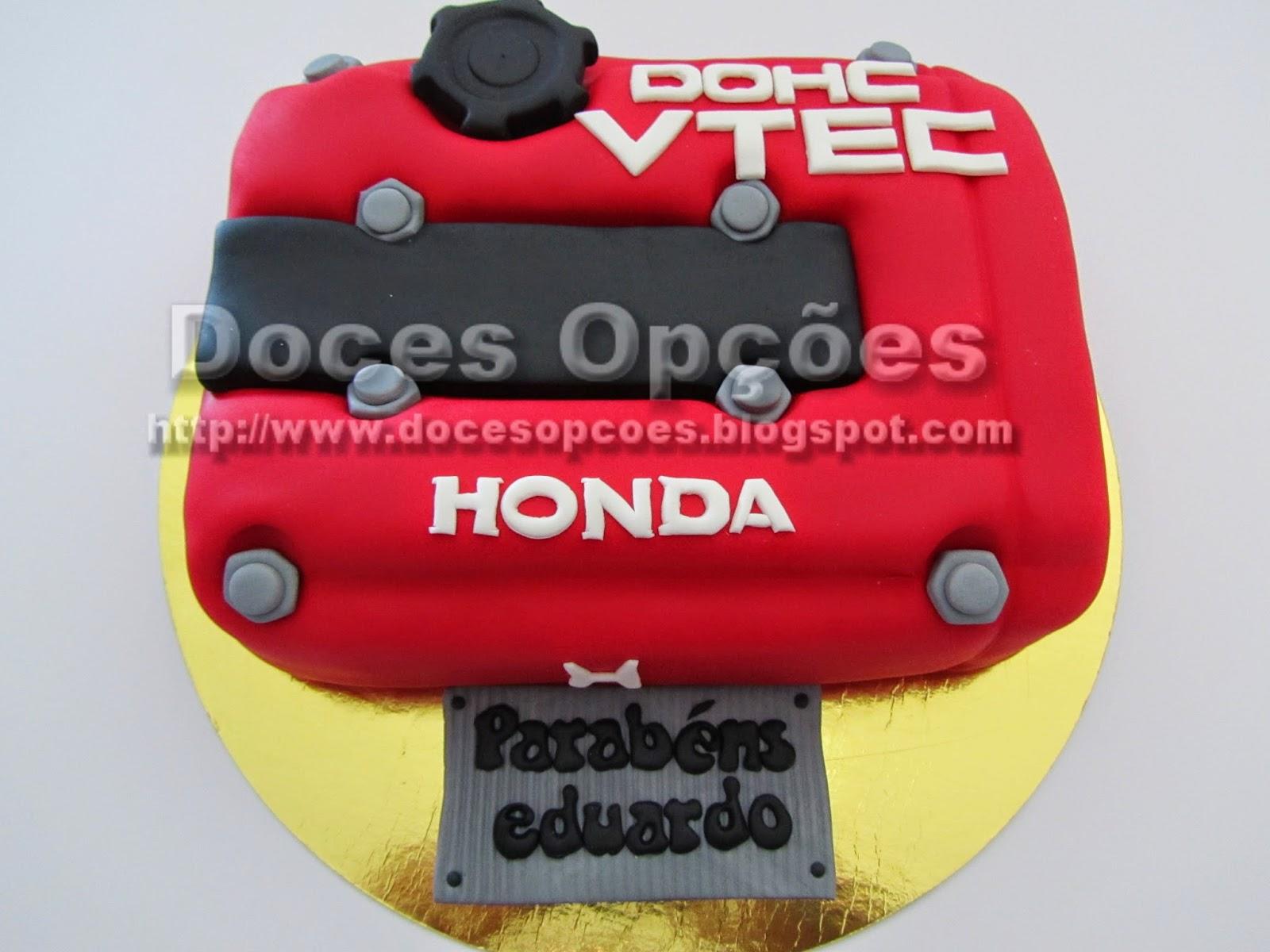 Bolo Honda VTEC
