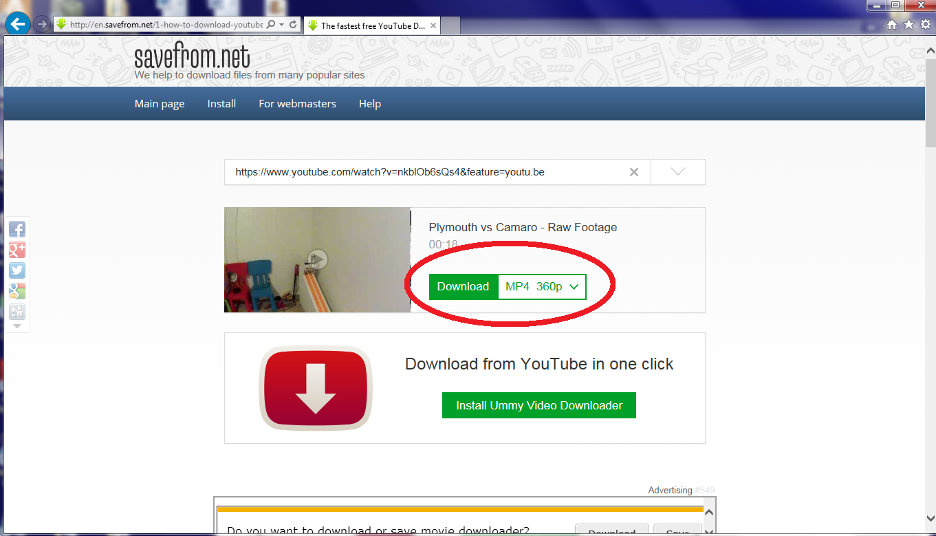 How To Download Youtube Videos Without Software Online Quick, Easy & Free  (in Hd Now Depending On Which Browser You Are Using How The File Downloads  Might