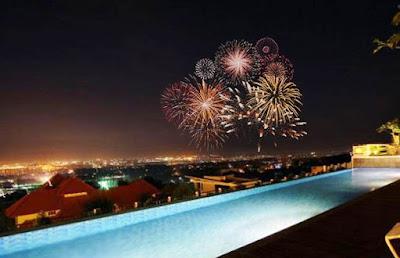 Hotel Pilihan untuk Tahun Baruan di Bali