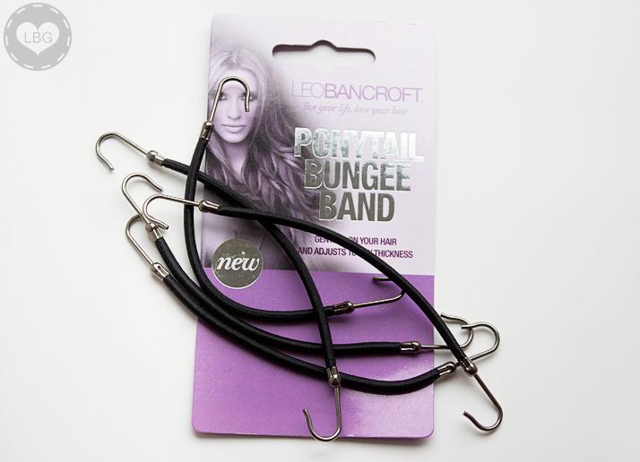 Leo Bancroft Ponytail Bungee Band