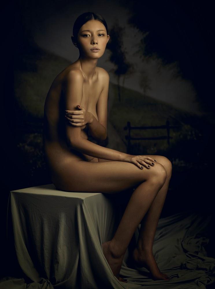 Quentin Shih, akt kobiecy i portret