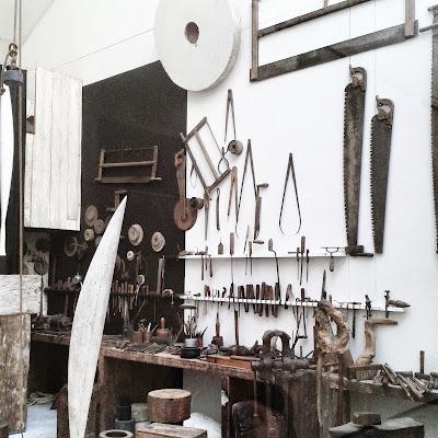 Atelier Brancusi / Paris / Photos Atelier rue verte /